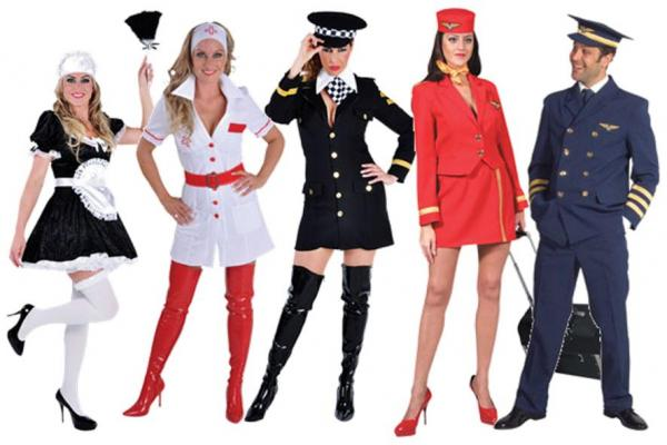 Leiston Film Theatre Costume Hire - Uniform