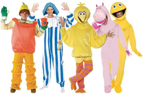 Leiston Film Theatre Costume Hire - Childrens Characters