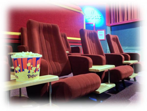 Our new premier seats are available to customers aged 18 and over, who are welcome to enjoy an alcoholic beverage during a film or live show. � Leiston Film Theatre.