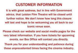 Customer Information