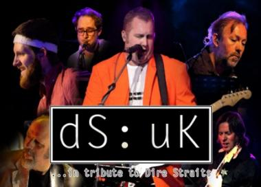 DS:UK Brothers in '85 UK Tour